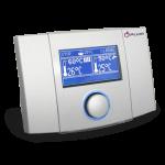 ecoSTER Individualiai pritaikytus programuojamas kambario termostatas su grafiniu ekranu